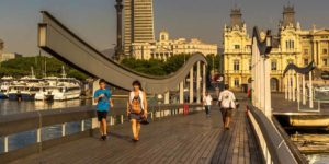 Walking tours Barcelona