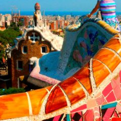 Barcelona Highlights Tour & Park Güell