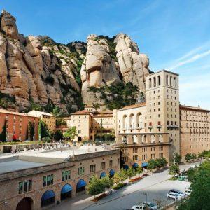 Montserrat hill