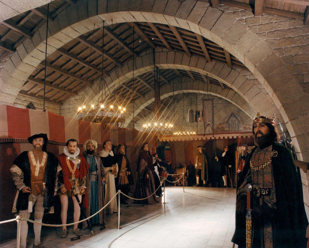 Wax Museum of Barcelona (La Rambla)