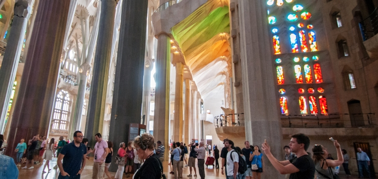(English) Must see in Barcelona: Sagrada Família