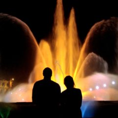 Magic Fountain Tour
