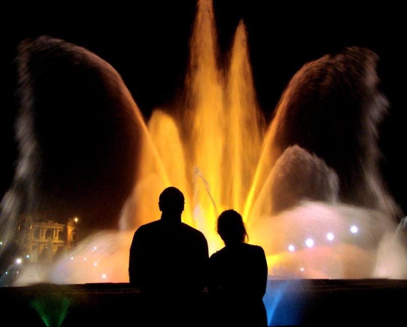 Magic Fountain Tour