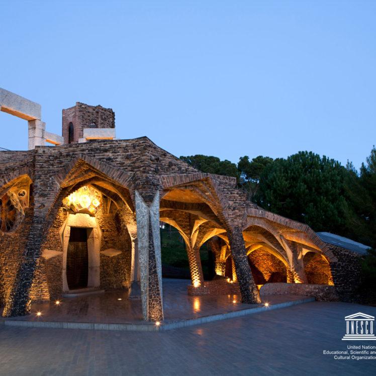 Cripta Gaudí 1