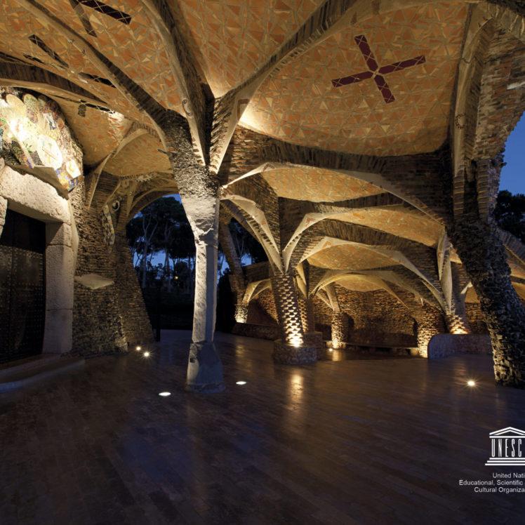 Cripta Gaudí 2