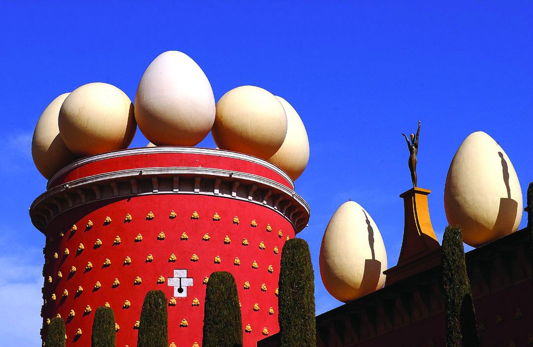 Dali Figueres & Girona 5