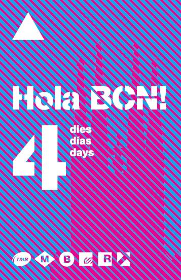 Hola BCN 4 d°as