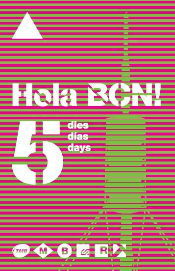 Hola BCN 5 d°as